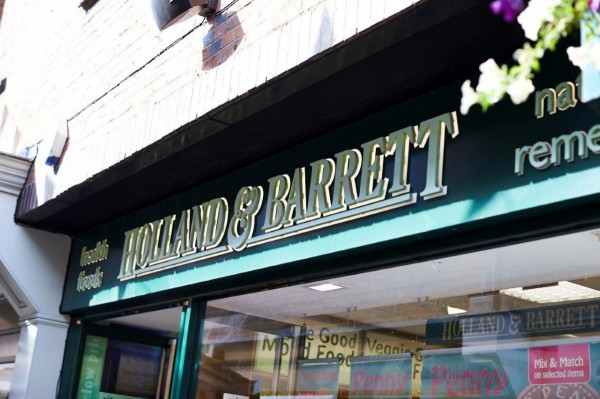 Holland & Barrett, Market Cross