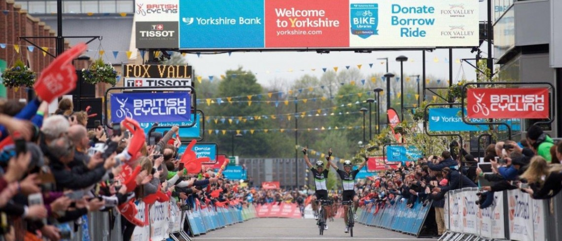 One million roadside fans watch epic 2017 Tour de Yorkshire finale