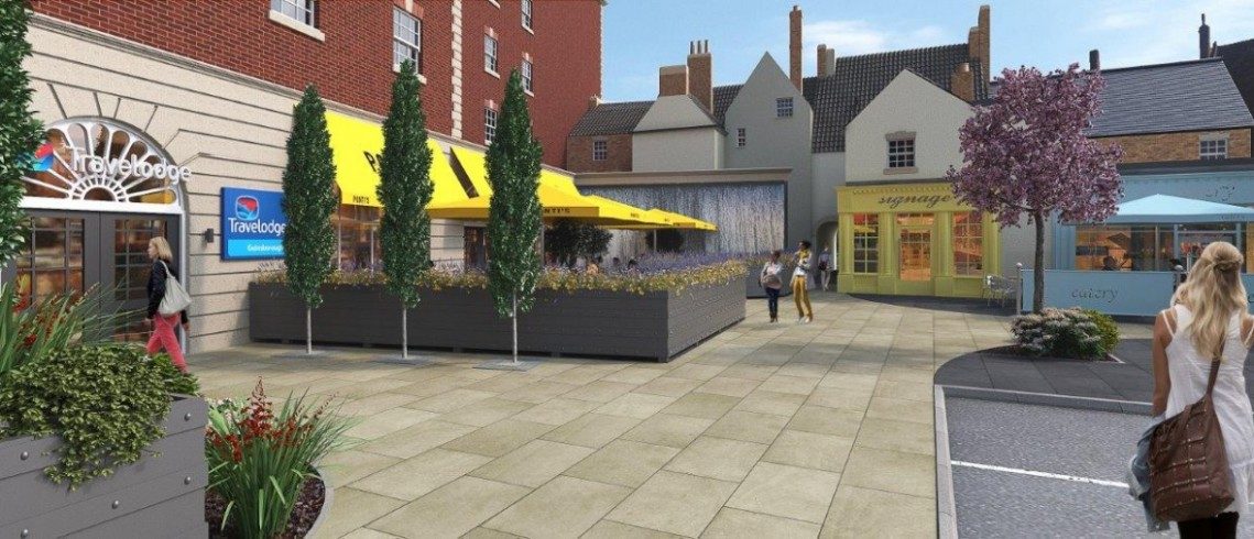 Plans approved for major town centre regeneration scheme in Gainsborough