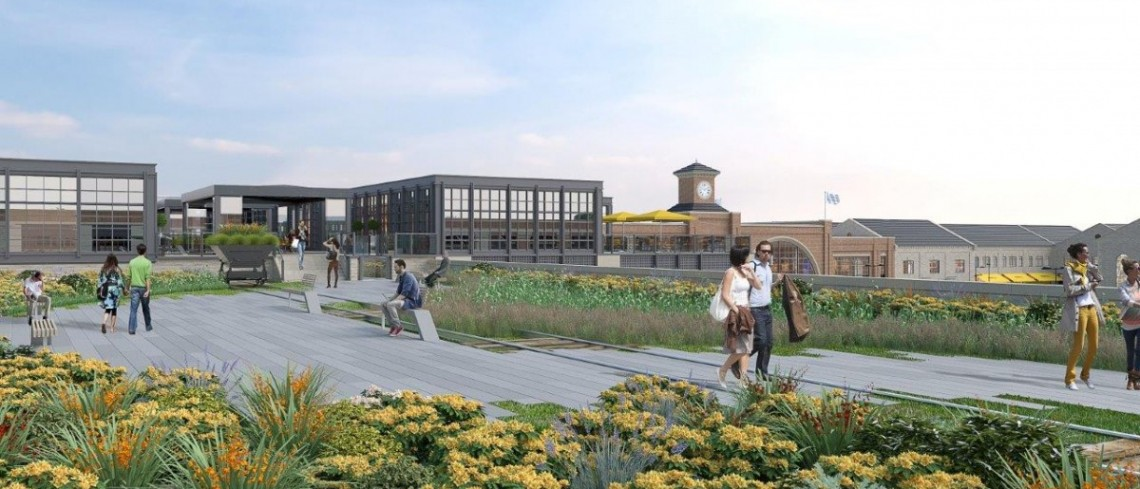 Plans approved for � million local centre at Waverley