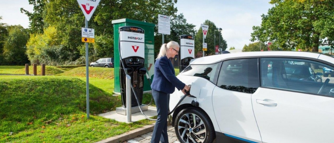 DPL power up its shopping centres with new charging points