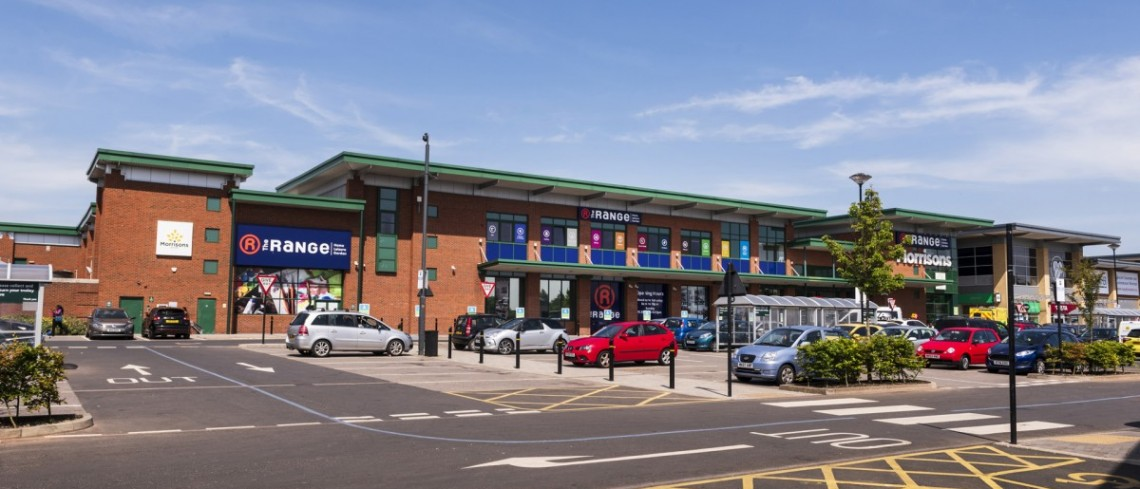 Property firm sells first phase of east Manchester shopping centre