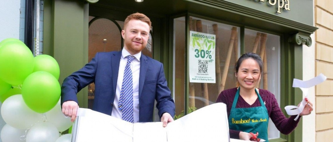 New business to open as part of regeneration programme in Gainsborough's town centre