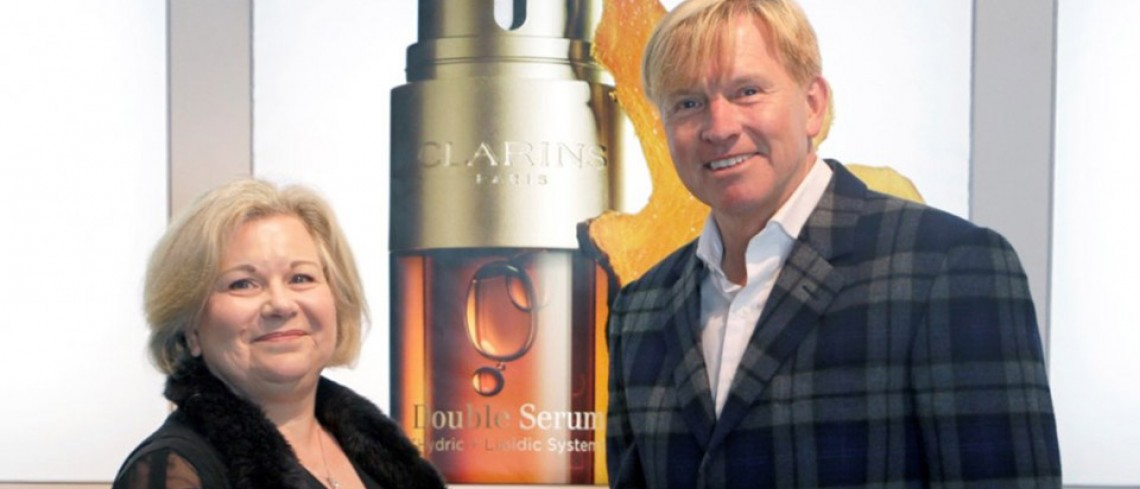 CLARINS, THE ICONIC FRENCH BEAUTY BRAND JOINS THE SANDERSONS DEPARTMENT STORE LINE UP