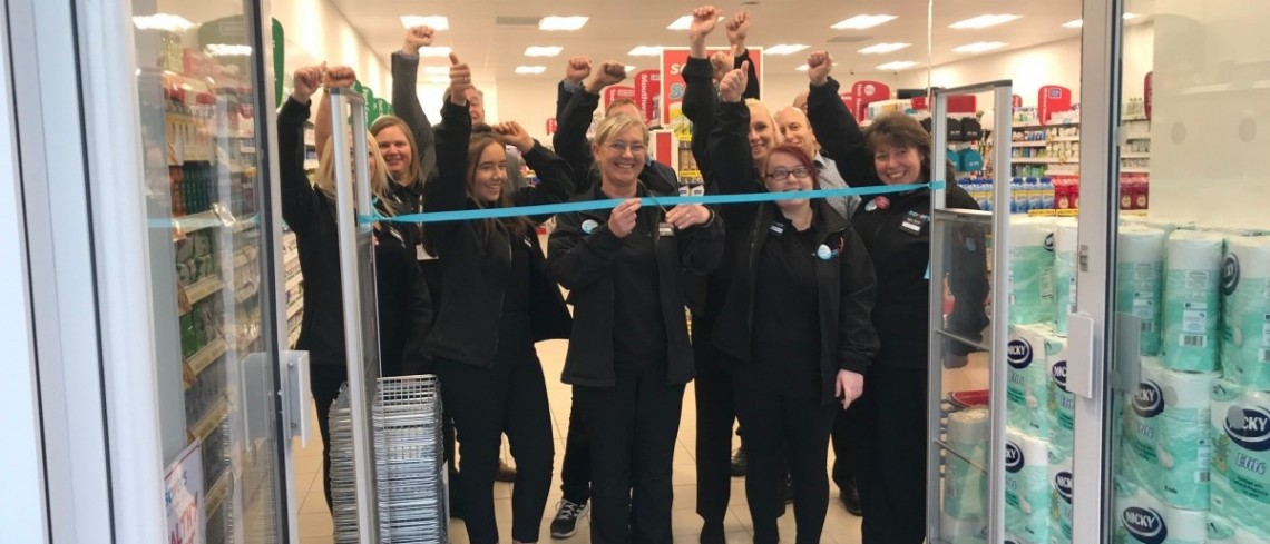 Lime Square welcomes home, health and beauty chain Savers