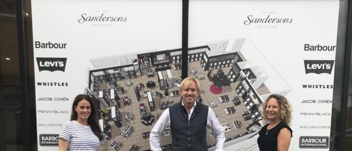 Morpeth's new department store appoints expert Management team