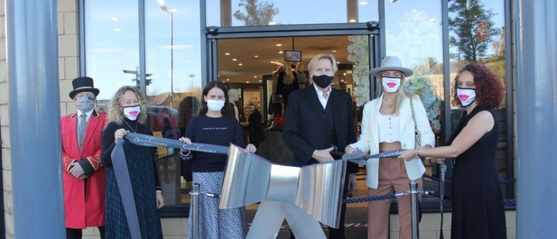 Morpeth's new boutique department store launched!