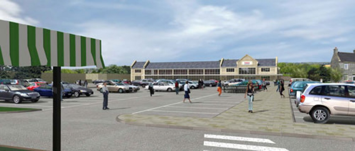Penistone redevelopment plans submitted