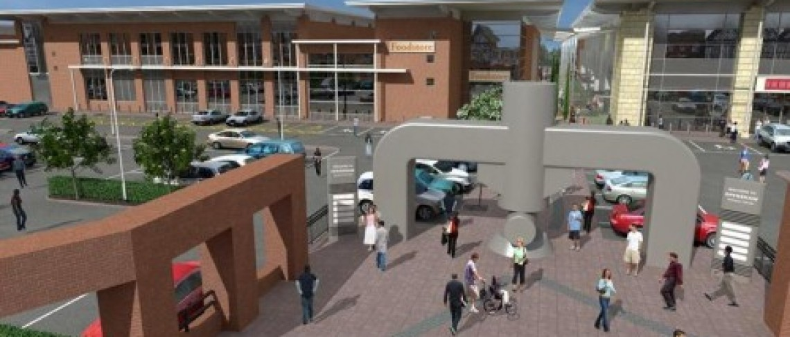 Openshaw plans get green light and councillors unveil public art feature