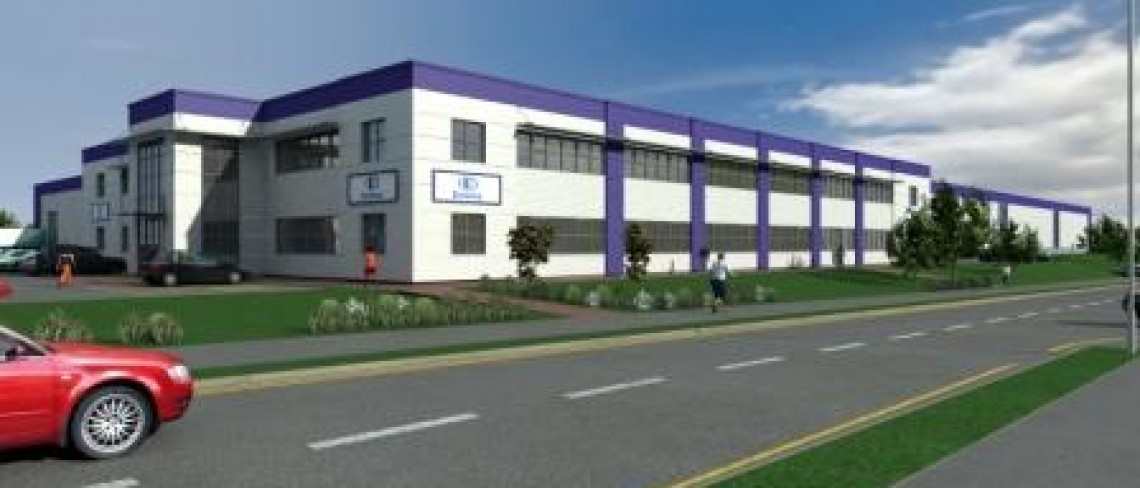 � million manufacturing investment for Gainsborough, Lincolnshire