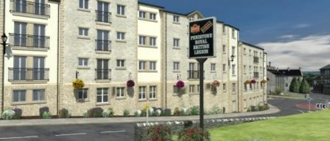 Plans To Build Retirement Apartments In Penistone Re-submitted