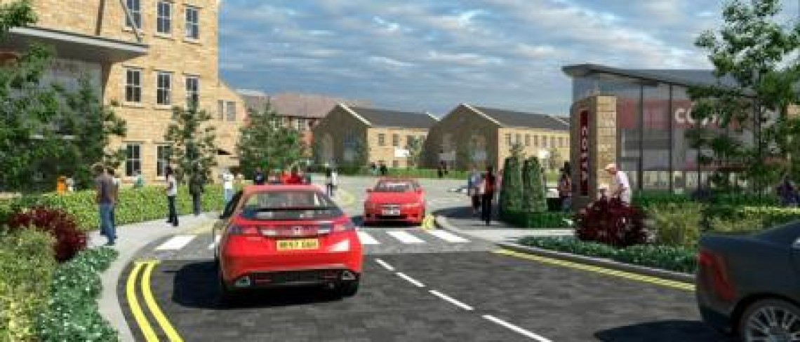 New Development for Stocksbridge Submitted to Planners!