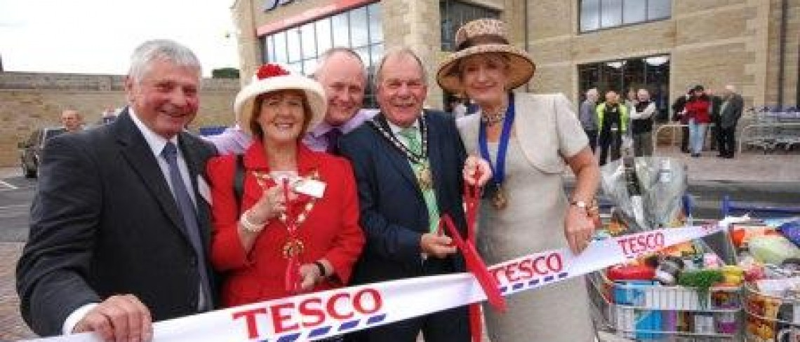 New Tesco Store Opens in Penistone – Creating 170 New Jobs