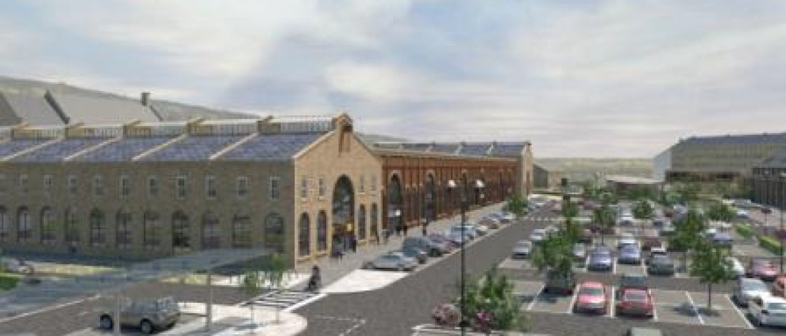 � million scheme for Stocksbridge takes a step forward after council back latest plans!