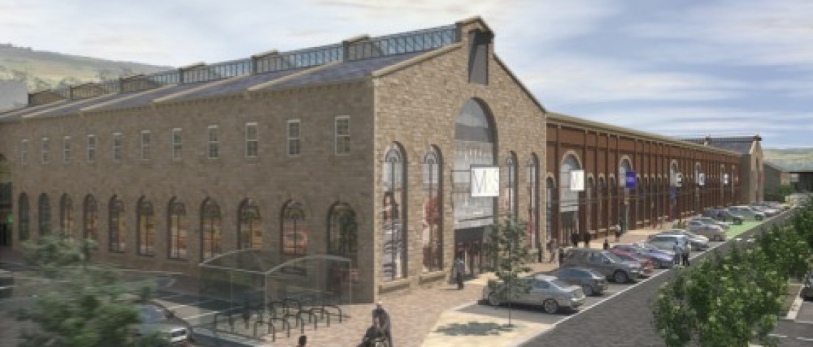 Stocksbridge Regeneration Plans Backed by Council
