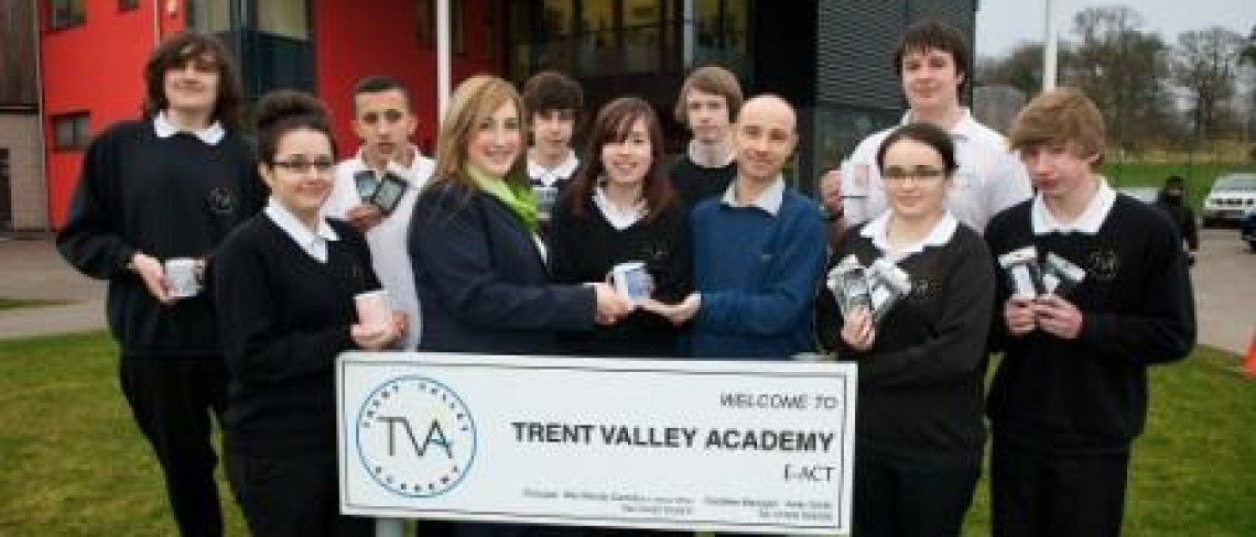 Marshall's Yard in Gainsborough Hosts Young Enterprise Challenge!