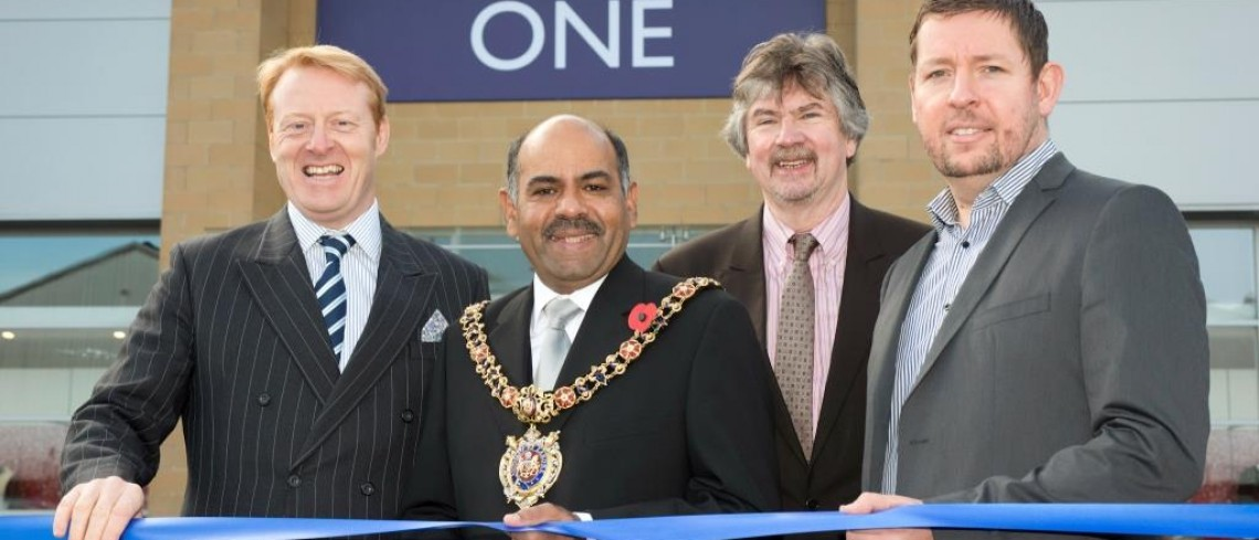 Lord Mayor launches brand new store at Lime Square