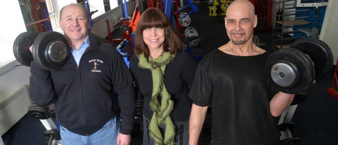 Re-location marks a new era for steel works gym in Stockbridge