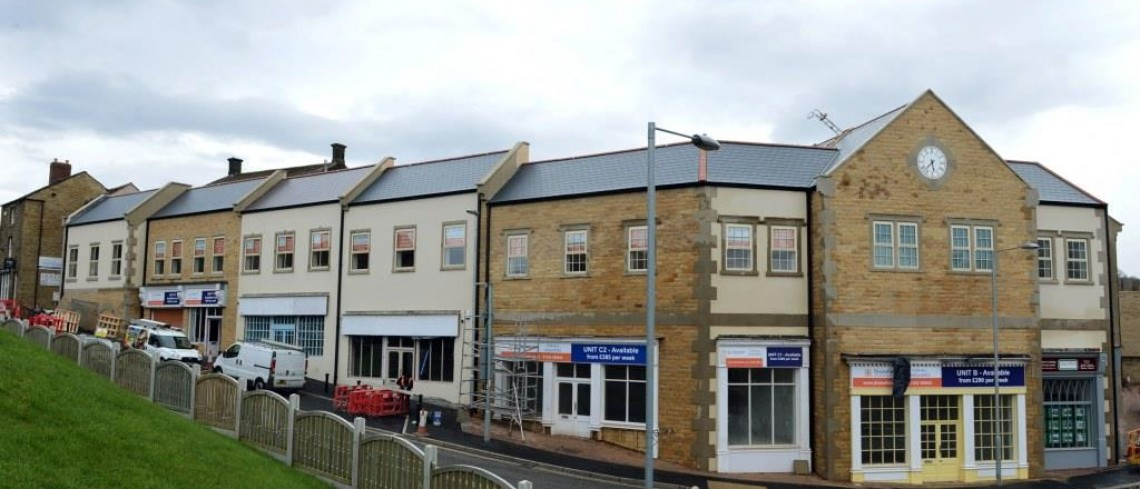 Official opening and open day planned at Penistone's new commercial development