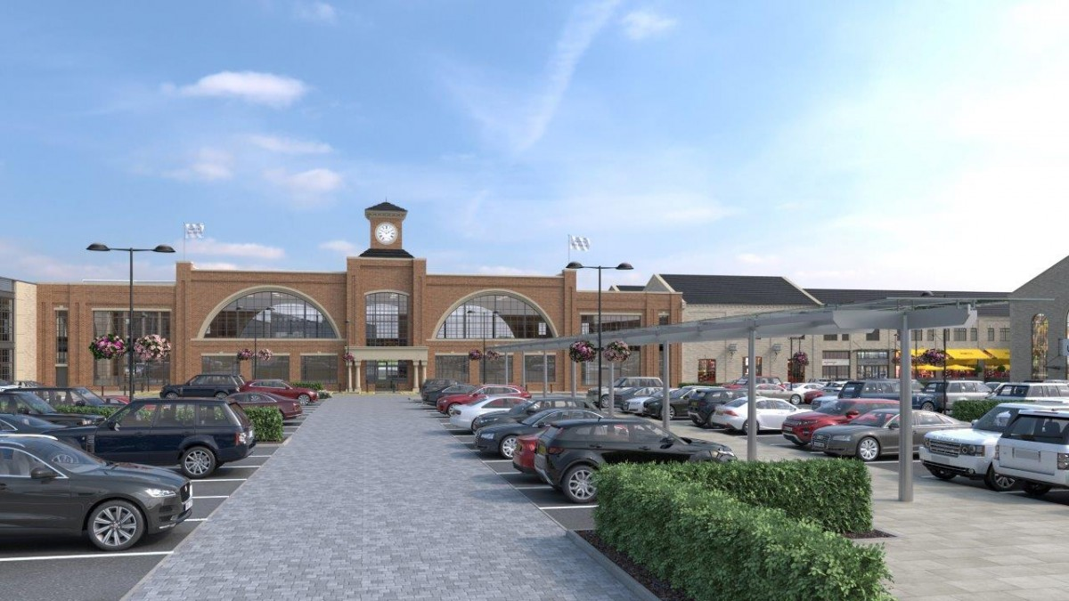 Plans submitted to deliver £50 million mixed-use scheme for South Yorkshire