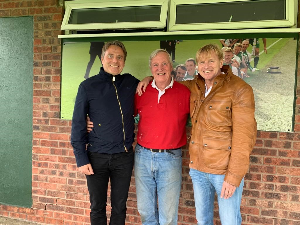 New Principal Sponsors announcement for North Ferriby FC