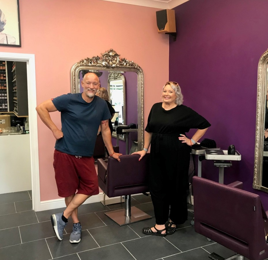 Popular Gainsborough salon relaunches in new location!