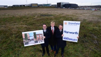 Partnership to deliver new � million mixed-use scheme for South Yorkshire