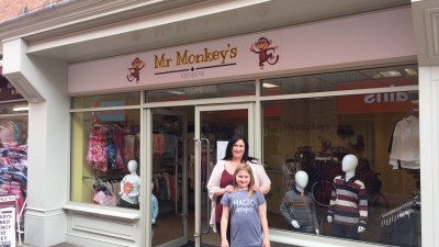 Independent children's clothing retailer opens new store at Market Cross