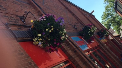 Blooming marvellous result for Selby's Market Cross Shopping Centre