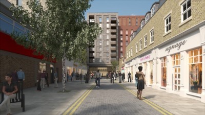 Plans submitted to transform a key site in East Ham