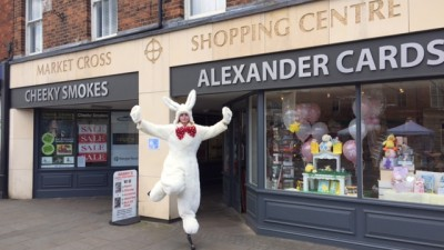 Family fun plans are hatching in Market Cross this Easter time
