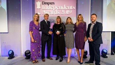 Sandersons Department Store Wins National Retail Award