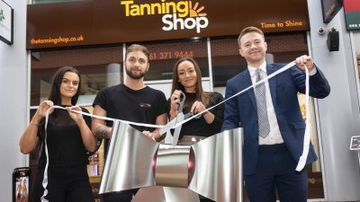 Brand new tanning shop opens at Manchester's Lime Square