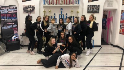 Shopping centre team support talented east Manchester dance group