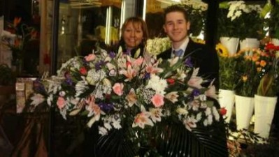 Selby florist to help shopping centres bloom