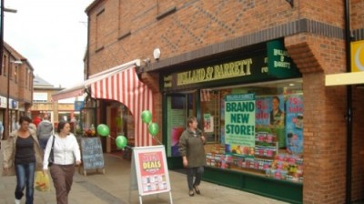 Holland and Barrett open for business at Selby!