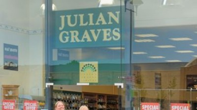 Julian Graves open at Marshall's Yard