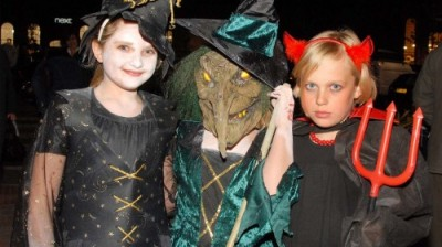 Ghostly ghouls head for Gainsborough