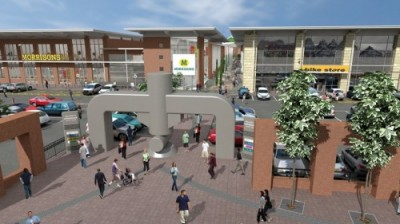 Morrisons to anchor town centre regeneration scheme in east Manchester
