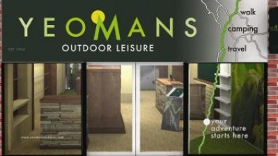 Yeoman's Outdoor Join Market Cross Shopping Centre