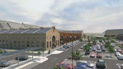 Exciting New Plans for Stocksbridge Go On Show in the Town!