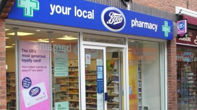 Market Cross pharmacy re-branded as Boots!