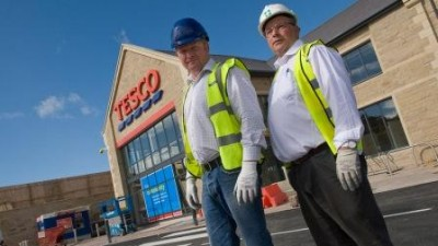 Penistone's New Tesco Store Prepares for Opening
