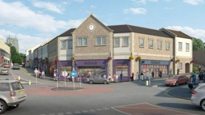 Penistone Gateway Plans Unveiled - Bringing Jobs and Investment to the Town !