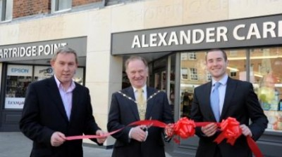New Entrance Feature Unveiled at Selby's Market Cross