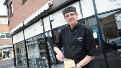 CJ's Café Celebrates Second Birthday at Selby's Market Cross!