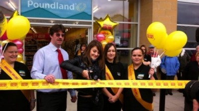 Poundland Latest Store to Open at Openshaw's Lime Square