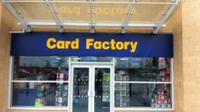Card Factory Opens New Store at Lime Square!