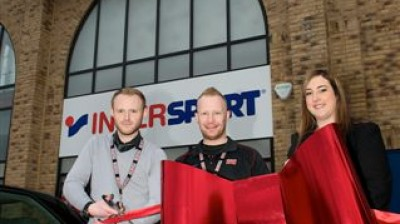 New Look Gym and Sports Store Unveiled Following Investment at Marshall's Yard!