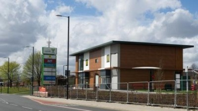 New McDonalds at Lime Square in Openshaw on target for May opening!